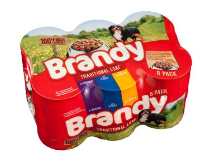 Brandy Variety 6pk Loaf