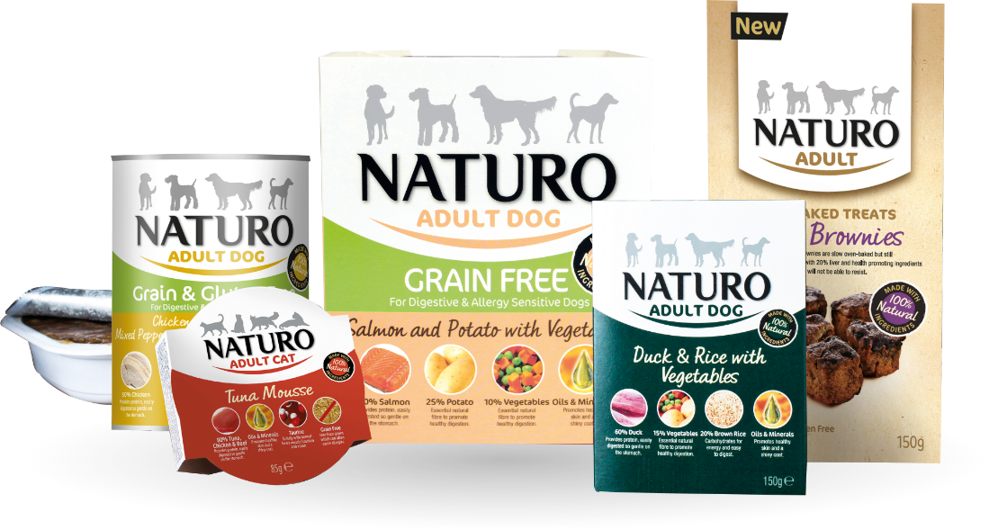 Mackle Petfoods - Naturo Dog & Cat Food