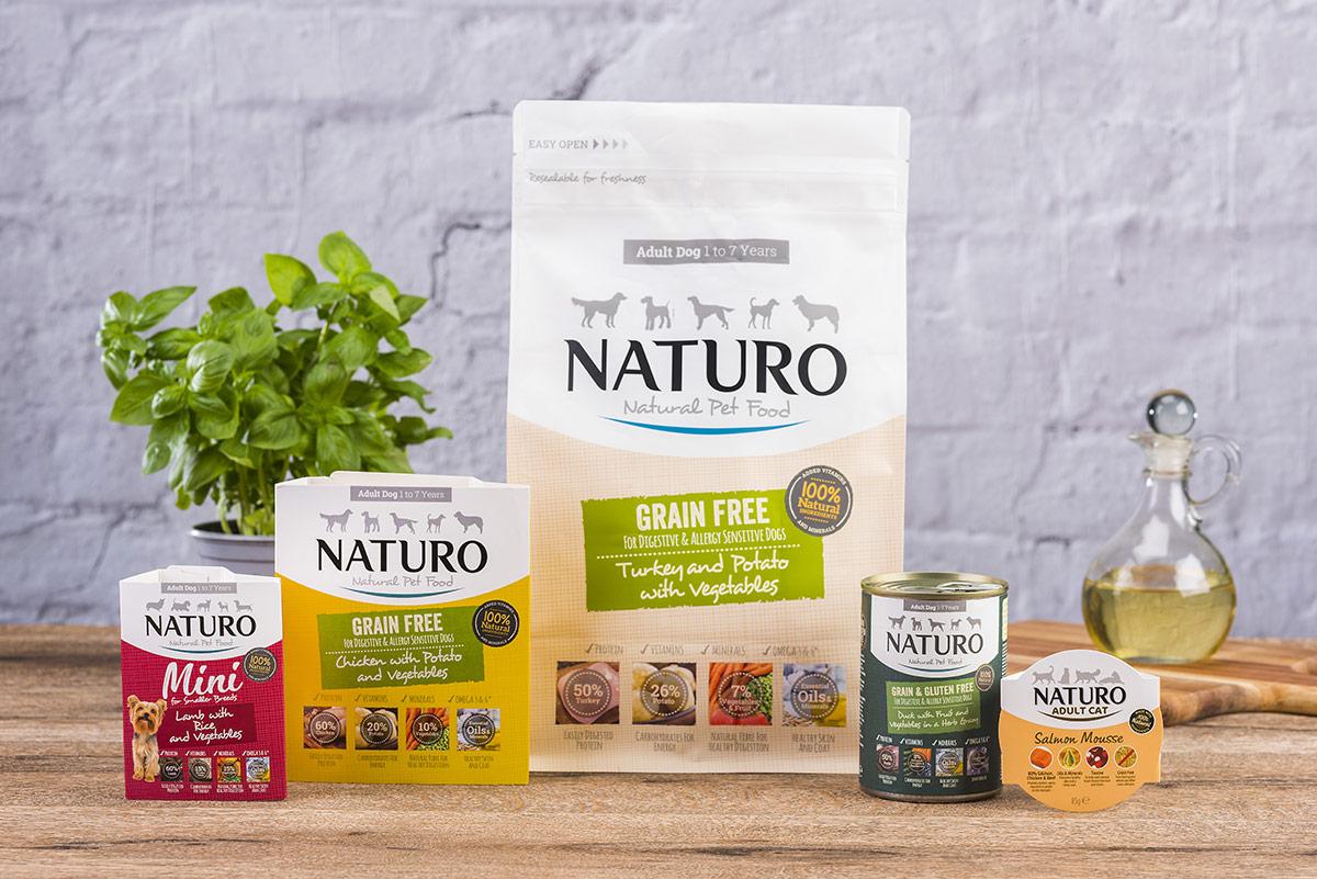 Mackle Petfoods - Naturo Dog & Cat Food