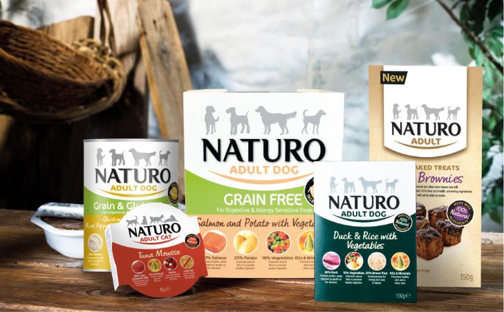 Mackle Pet Foods increases Naturo range – Jan 2018