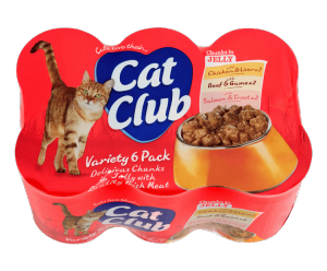 Cat Club Chunks in Jelly