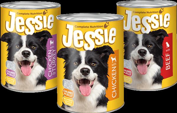 Jesse Dog Food by Mackle Petfoods