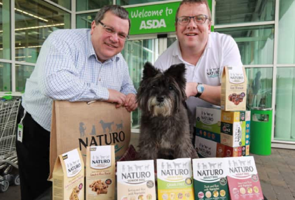 Naturo is 'Top Dog' in Asda