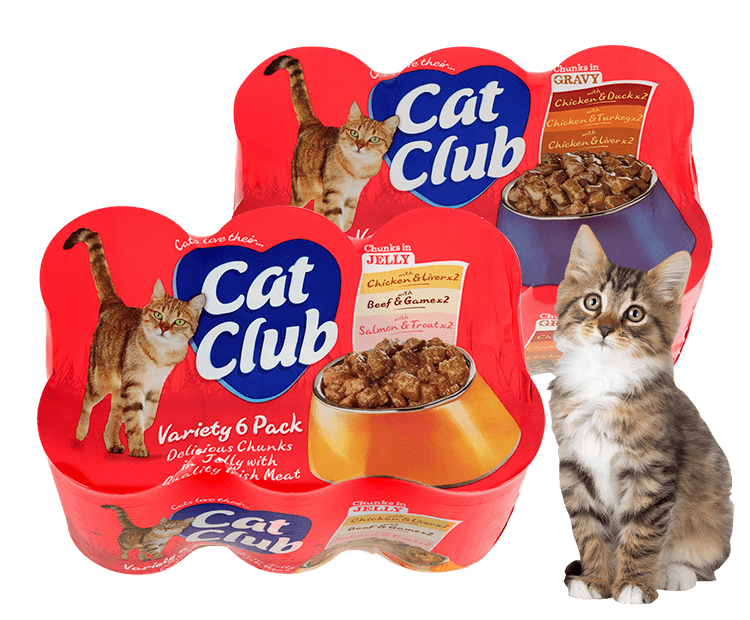 Cat Club Cat Food
